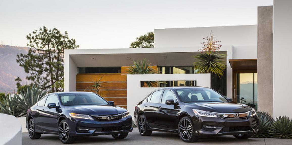 Honda Accord Wins a Record 30th 10Best Cars Award from Car and ...