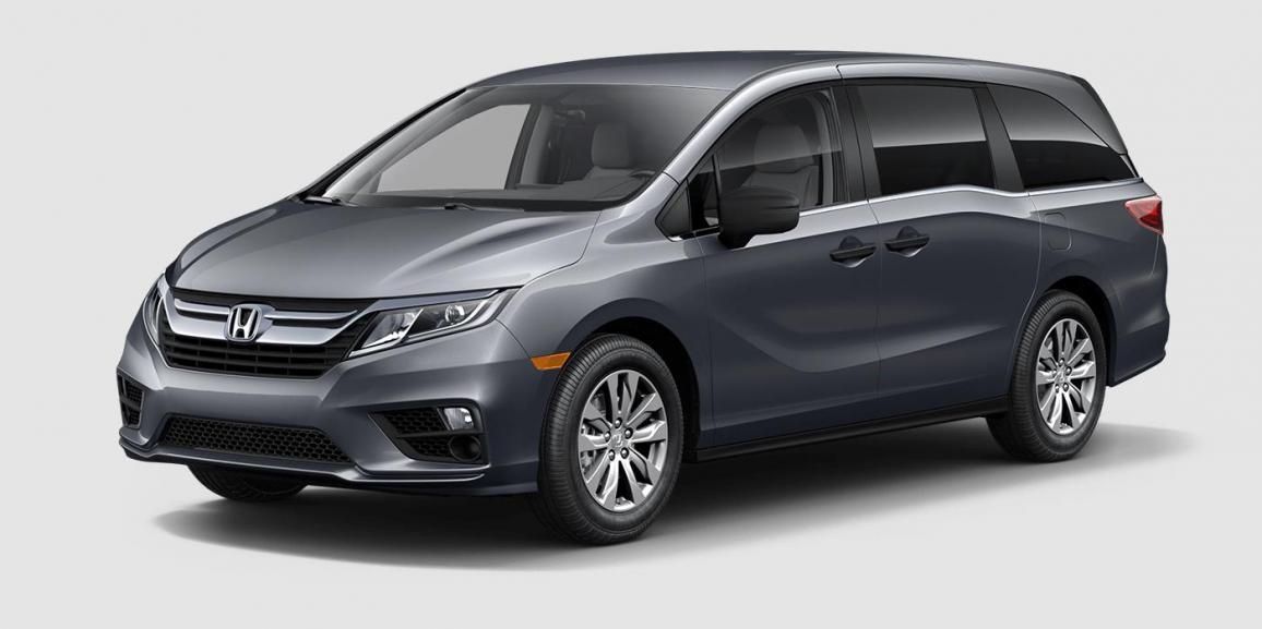 Honda estrena nuevas tecnologías de conectividad  y seguridad en la Odyssey 2018