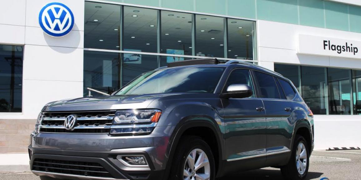 Flagship Volkswagen de Bayamón presenta la nueva ingeniería de Volkswagen con el Atlas 2018