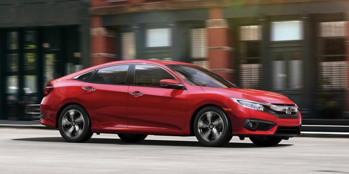 El rediseñado Honda Civic 2016 reconocido como Carro del Año de Norte América