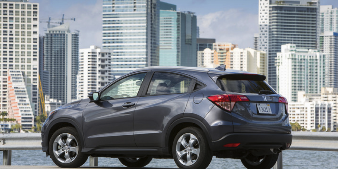 "La Honda HR-V ha sido nombrada la ""2016 Green SUV of the Year"" por Green Car Journal"